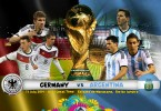 Germany vs Argentina FIFA World Cup Final Match Live Streaming