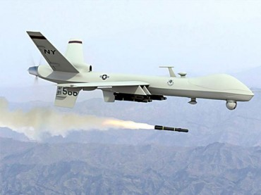 US drone strike in North Waziristan kills 10