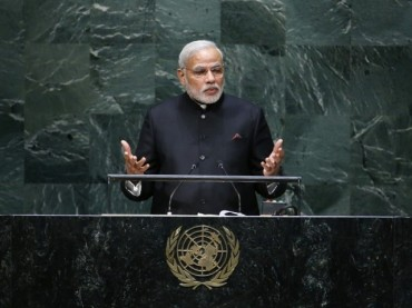 Modi wants Pakistan to create terror-free climate for talks