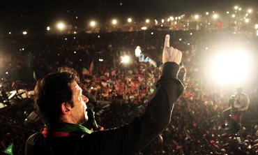 Imran thanks Almighty, says nation has finally awoken