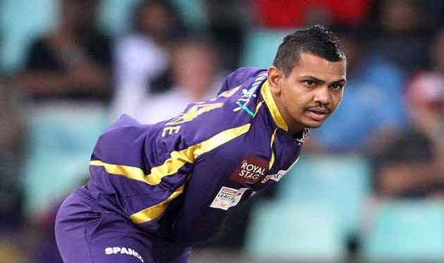 Sunil Narine Suspect Bowling Action