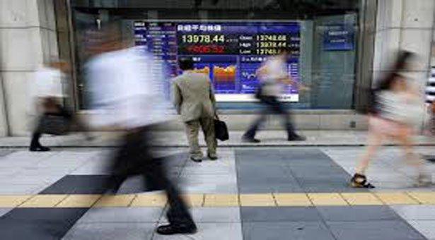 Asian shares mixed, Hong Kong tumbles after protests