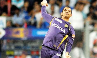 Spin wizard Narine reported for suspect action
