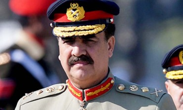 COAS departs for Indonesia on official visit