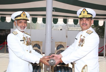 Admiral Zakaullah appointed Pakistan Navy chief