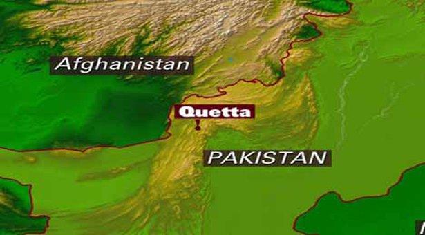 PAF aircraft crashes near Quetta