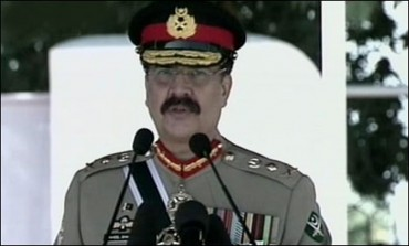 Resolving Kashmir issue pertinent for regional peace: COAS