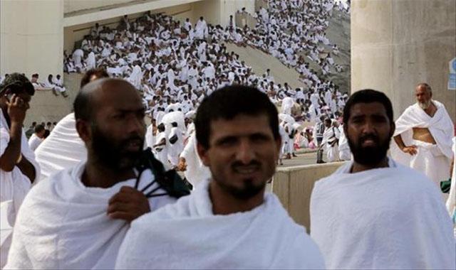 Saudi Authorities Screening Hajj Pilgrims