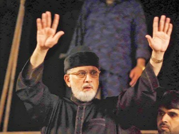 Tahirul Qadri ends demo in Islamabad, announces next sit-in in Karachi