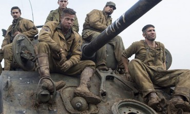 'Fury' wins war at N. American box office