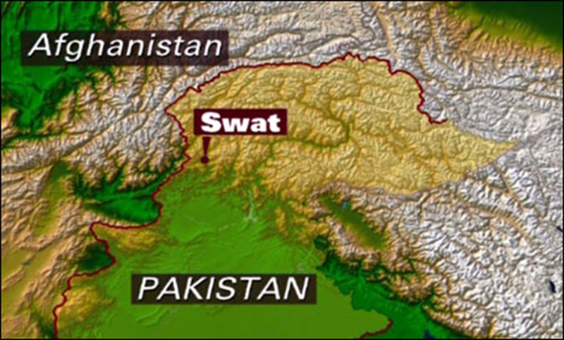 Two killed as vehicles collide in Swat