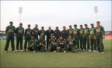 Pakistan U-19 win 2nd ODI by 7 wickets
