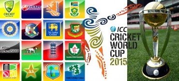 Cricket World Cup 2015 Schedule, Match Timetable