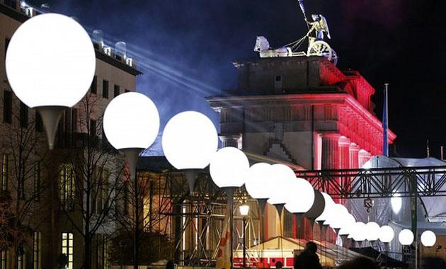 Germany marks anniversary of fall of Berlin Wall