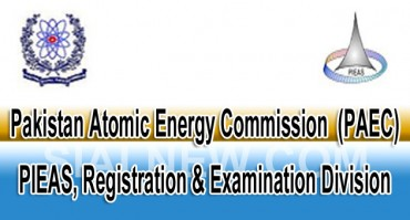 PAEC Jobs 2014 Written Test held on 16th Nov, Result announced