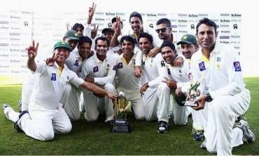 Pakistan retain winning squad for New Zealand Test