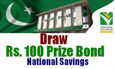 Prize Bond Rs 100 Draw Result Full List 17 November 2014