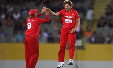 Zimbabwe off-spinner Waller reported for suspect action