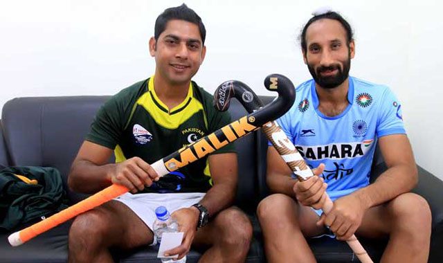 Hype building as Pakistan vs India Hockey Champions Trophy Semi-Final