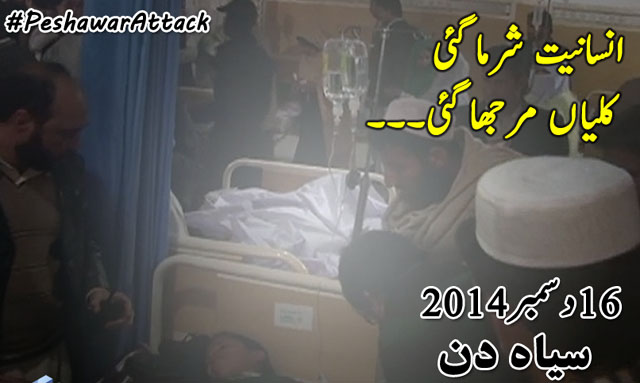 Peshawar Attack, 132 Children Killed