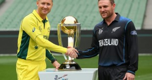 Australia, New Zealand set for grand World Cup finale