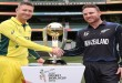 Australia vs New Zealand World Cup 2015 Final