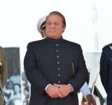 PM Nawaz Sharif on Pakistan Day Parade