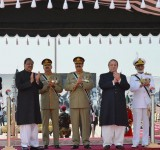 PM, President with Army Chief