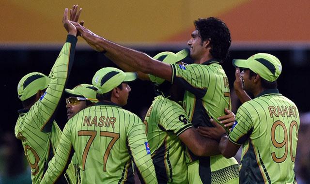 Pakistan beat Zimbabwe by 20 Runs after Nail Bitting Finnish