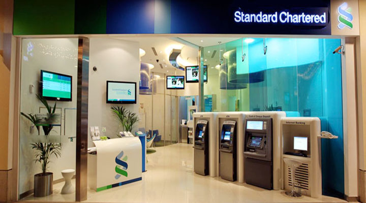 Standard Chartered Bank Sets Up First Digital Branch