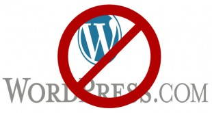 Wordpress Blocked in Pakistan