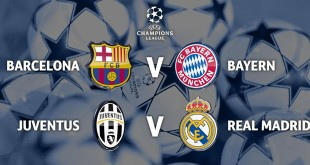 Barcelona to meet Bayern Munich in semi