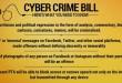 Cyber Crime Bill