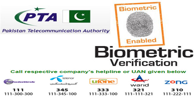 Sim's Biometric Verfication