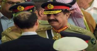 General Raheel Sharif in Germany