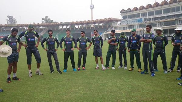 Pakistan Team For Zimbabwe Tour