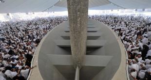 Stoning of Satan at Mina