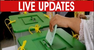 Live Update Election