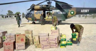 Pakistan Army Relief Operation in KPK