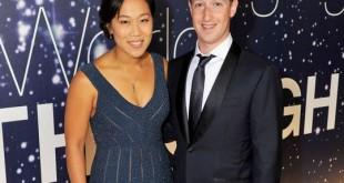 Facebook CEO Mark Zuckerberg and Dr. Priscilla Chan