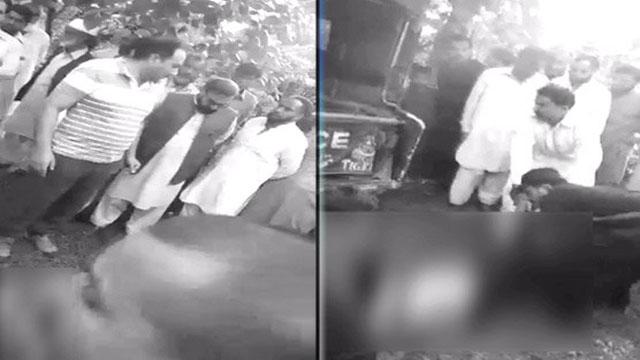 Honour Killing in Garhi Habibullah, Mob Killed Boy