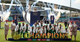 Pakistan Thrash India to Win ICC Champions Trophy 2017 Final