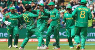 Pakistan beats favorites South Africa in rain effected #CT17 match