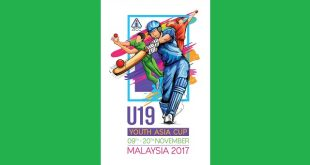ACC U19 Youth Asia Cup 2017 Malaysia Cricket Schedule