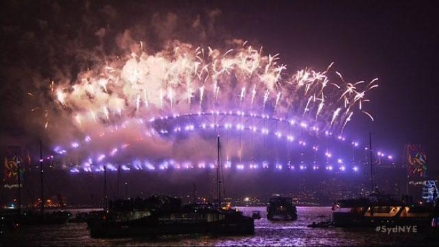 New Year 2018 Sydney Celebration