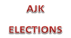 Mirpur: AJK Election, Kashmiris casted their votes to elect new Lagislative Assembly
