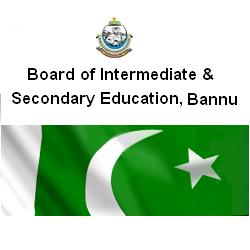 BISE Bannu Khyber Pakhtunkhwah Matric Result 2011 Announced