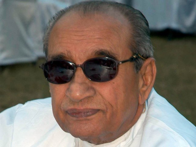 Hakim Ali Zardari passes away