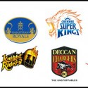 IPL T20 Teams Logos