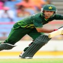 Pakistan Collapse After Hafeez Hits Half Century